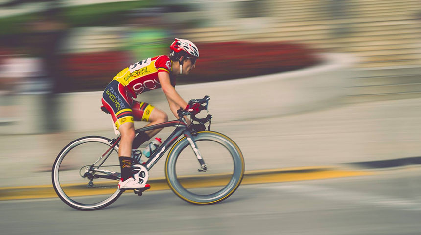 man cycling - The Most Important Biking Events Bettors Should Know